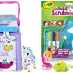 Crayola Scribble Scrubbies on Sale! Vet Playset only $6.49!
