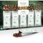 Loose Leaf Tea Sampler with 15 Single-Serve Packets Only $10.50!