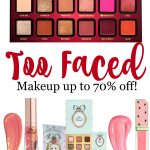Too Faced Makeup on Sale for up to 70% off + FREE Shipping on Christmas Items! My FAVORITE Brand!