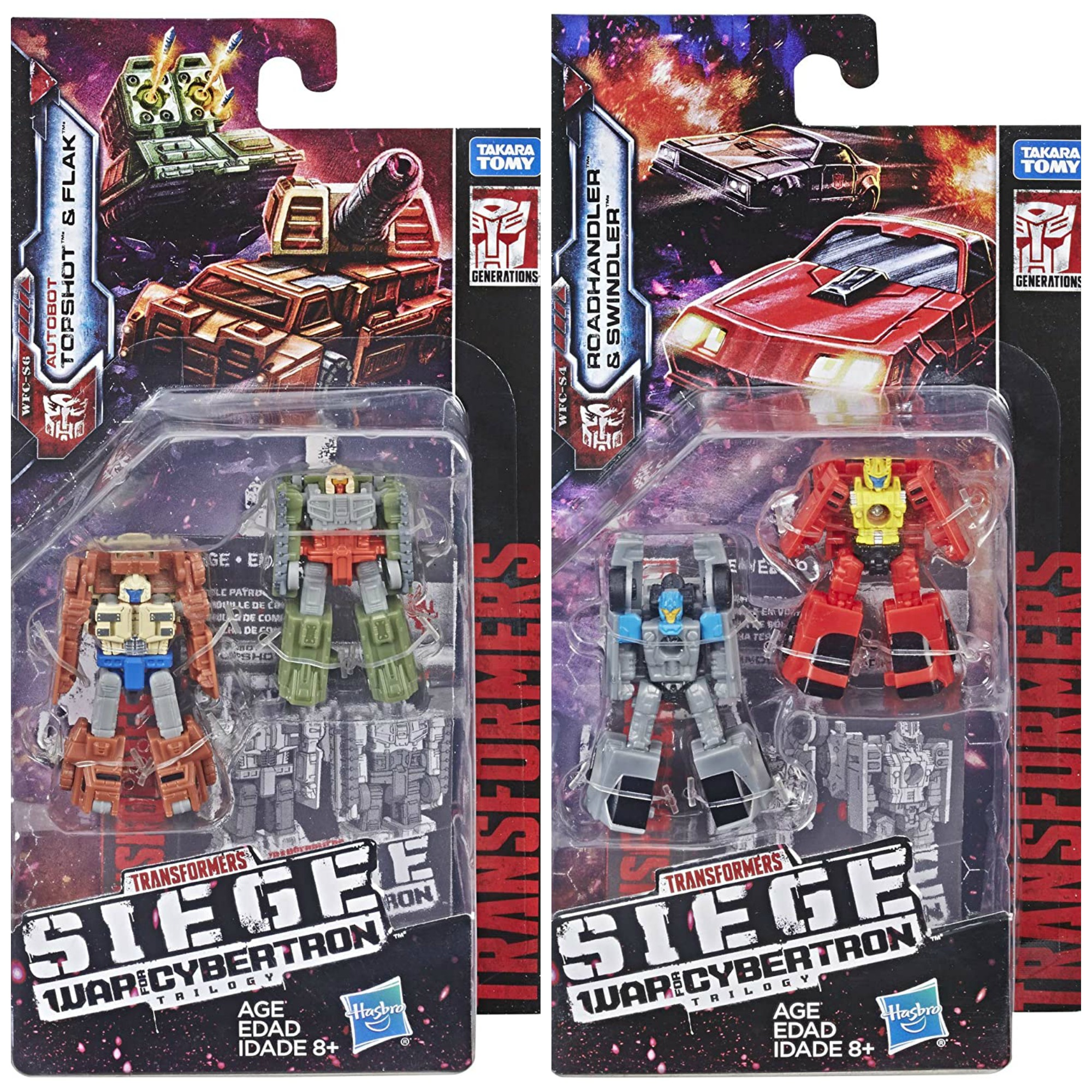 Transformers Generations Toys on Sale for as low as $4.99 (Reg. $10)!!