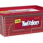 YUM!! Twizzlers Twists 5-Pound Container as low as $8.06!