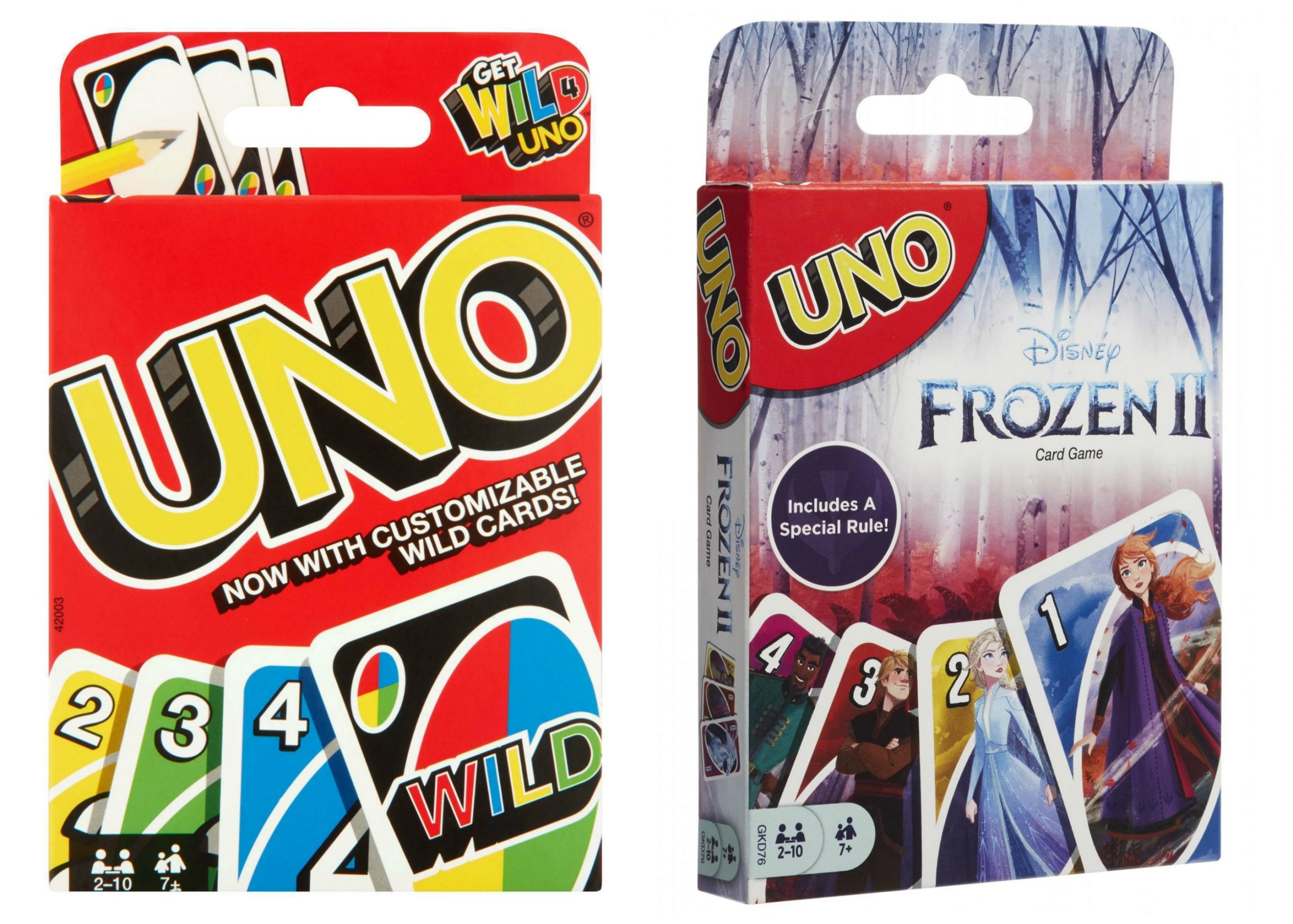 Uno on Sale! Frozen II, Avengers, Super Mario Bros. & More!!