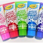 Crayola Bathtub Finger Paint 5-Pack Only $12.97! Kids will LOVE These!