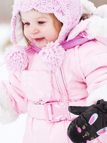 Kids Mittens on Sale! ADORABLE Bunny Mittens Only $7.99!!
