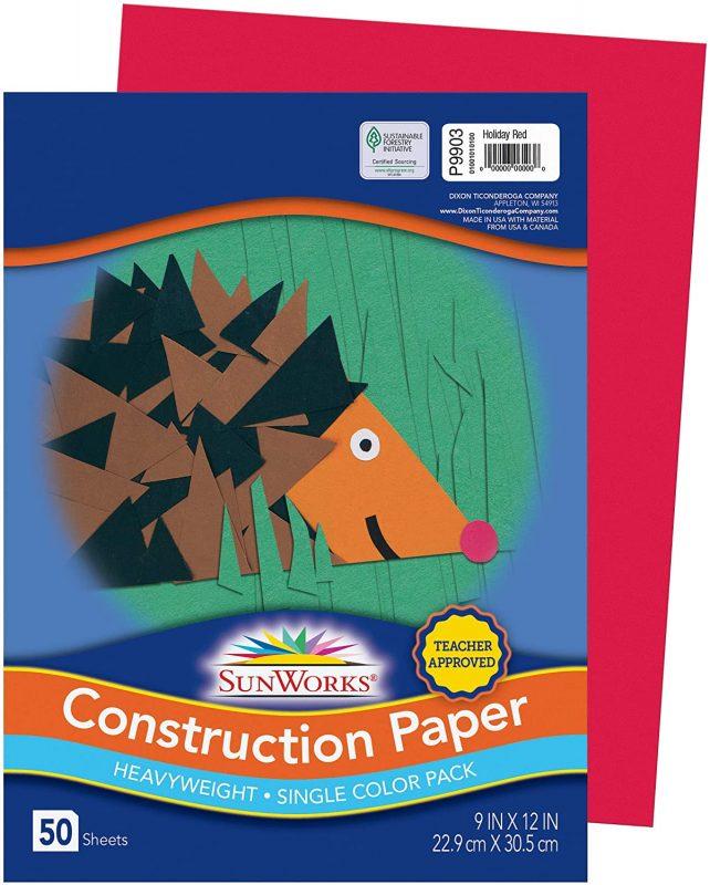 SunWorks Construction Paper