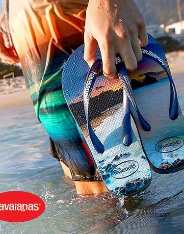 Havaianas Flip Flops on Sale for the Family for up to 60% Off!