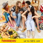 Havaianas Flip Flops on Sale for the Family for up to 55% Off!