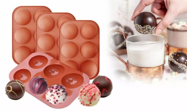 Hot Chocolate Bomb Molds
