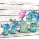 Mason Jar Floral Canvas Only $10.98 after Coupons!