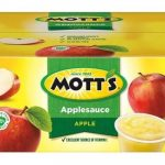 Mott's Applesauce Cups on Sale! Get 18 Cups for as low as $4.88!
