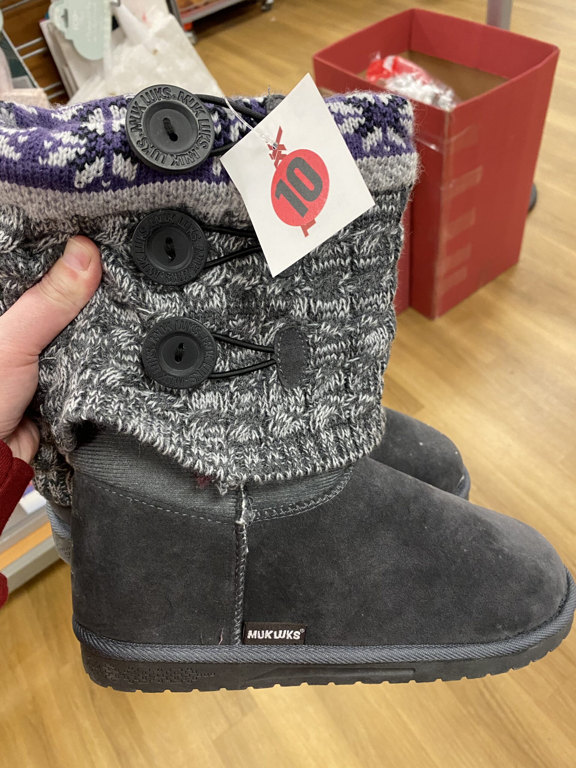 MUK LUKS Women's Boots as low as $19.99! Includes my FAVORITE Boots!