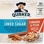 Quaker Instant Oatmeal Express Cups 12-Pack as low as $6.52!