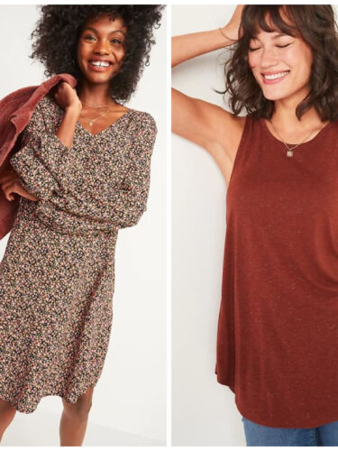 Old Navy Clearance Sale! Get an EXTRA 25% off EVERYTHING!