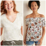 Old Navy Deals - Women's Clothing Favorites 60% Off!