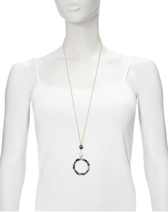 Freshwater Pearl Necklace Only $17.97 (Reg. $42)!! SO GORGEOUS!!