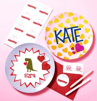 Personalized Kids Plates on Sale for $14.99! SO CUTE!