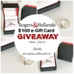 Rogers & Holland Giveaway! Enter for the Chance to Win a $100 Gift Card!