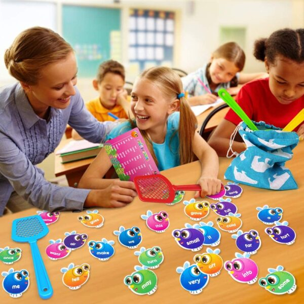 Swat a Sight Word Game