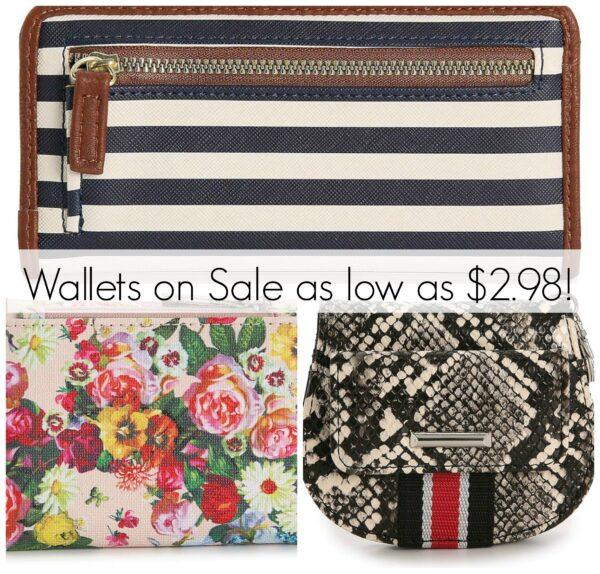 Wallets on Sale