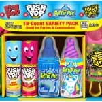 Bazooka Valentine's Candy Variety Pack as low as $10.06!