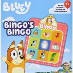 Bluey Bingo's Bingo Game Only $7.39! Great for Easter Baskets!