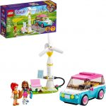 LEGO Friends Oliva's Electric Car Building Kit Only $14.99!