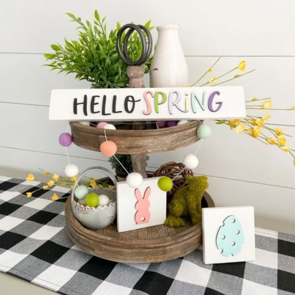 spring signs on sale