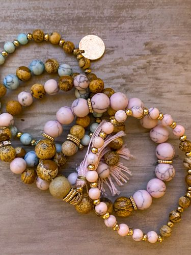 Bead Stretch Bracelets Only $13.99 (Reg. $30) + FREE Shipping!