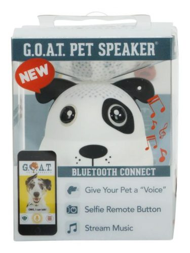 Bluetooth Pet Speaker Only $3.49 with Coupon Code! SO CUTE!!