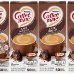 Coffee Mate Single Serve Creamers 200-Count as low as $15.64!
