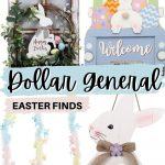 Dollar General Easter Finds