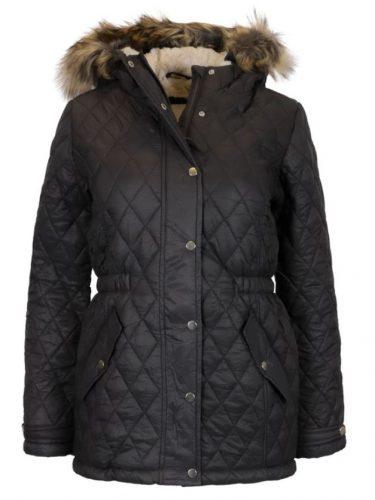 Girls' Sherpa Hooded Jacket Only $14.99 (Reg. $100)!!