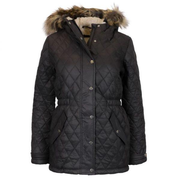 Sherpa Hooded Jacket
