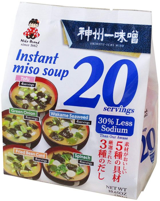 Miso Soup at Home