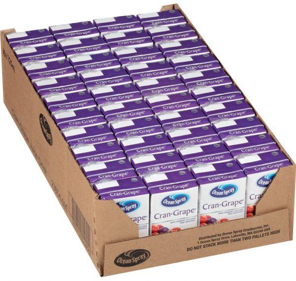 Ocean Spray Juice Boxes 40-Pack