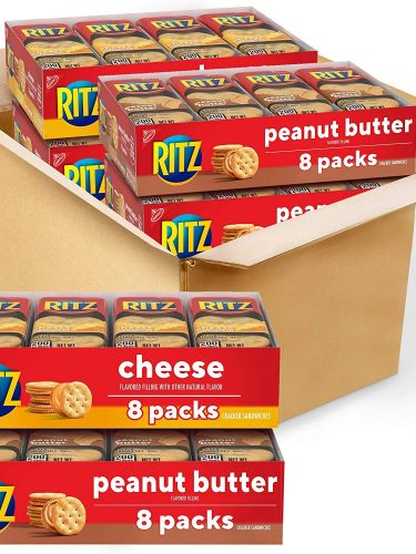 Ritz Cracker Snack Packs 32-Count as low as $8.15!!