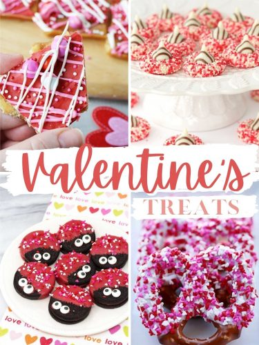 Valentine's Treats that are Fun to Make