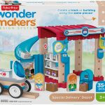 Fisher-Price Wonder Makers Special Delivery Depot Only $7.93!