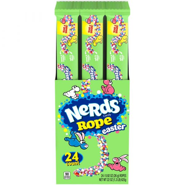 Nerds Ropes Easter Candy