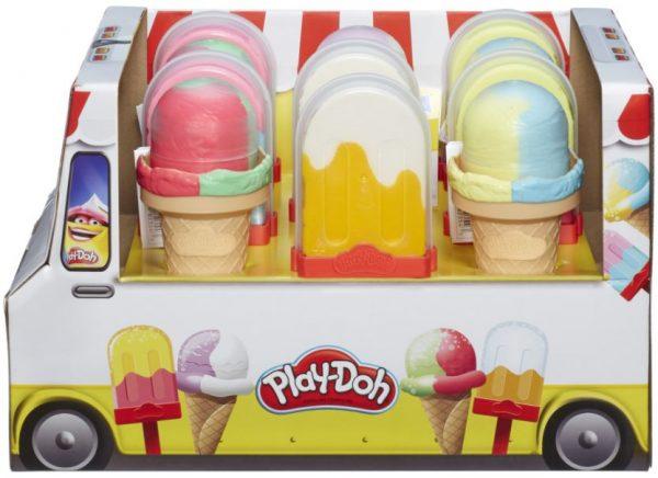 Play-Doh Ice Pops N Ice Cream Cones