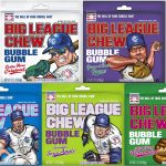 Big League Chew Gum 5-Pack Only $11.33 - $2.27 per Pack!
