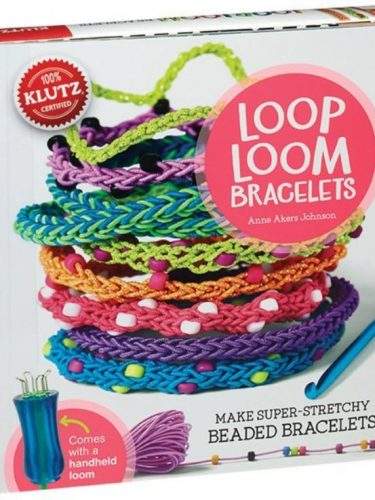 Klutz Loop Loom Bracelet Kit on Sale! Kids will LOVE It!