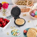 Bunny Waffle Maker on Sale! SO CUTE & Perfect for Easter!