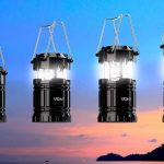 LED Camping Lanterns on Sale - Get 4 Lanterns for $19.99 Today Only!