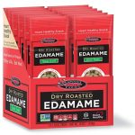 Edamame Snacks - Sea Salt Dry Roasted Edamame 12-Pack as low as $9.88!