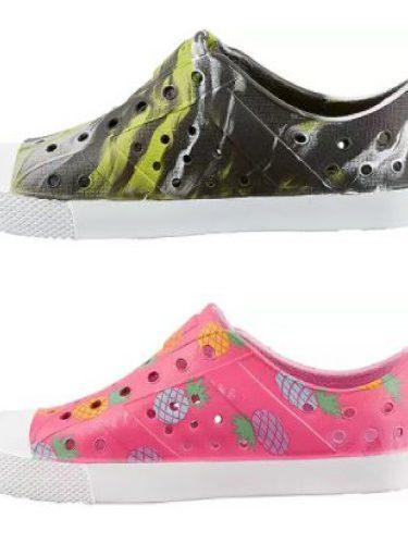 Kids' Slip-On Shoes on Sale for just $9.97 (Reg. $20)!