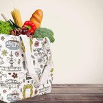 Reusable Grocery Bags on Sale - Friends-Themed Bag 50% Off!!