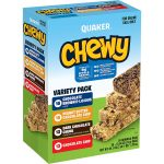 Quaker Chewy Granola Bars 58-Count Box as low as $9.55!