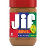 Jif Peanut Butter on Sale for as low as $2.11 per Jar!