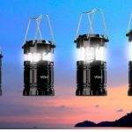 LED Camping Lanterns on Sale - Get 2 Lanterns for $13.49 Today Only!